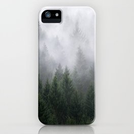 Home Is A Feeling iPhone Case