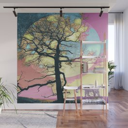 Colorful World Wall Mural
