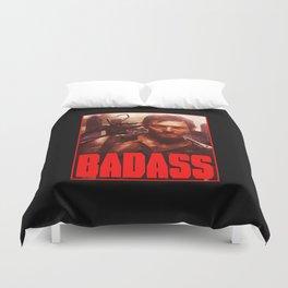 Badass Duvet Cover