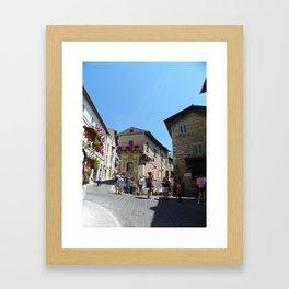 La Bella Italia Framed Art Print