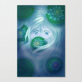 Ondine Canvas Print