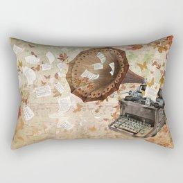 WordMusic Rectangular Pillow