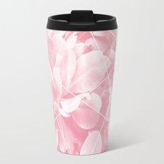 Botanic geometry garden Travel Mug