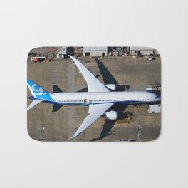 Boeing 787-9 Dreamliner Bath Mat