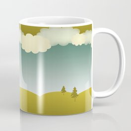 skies Coffee Mug