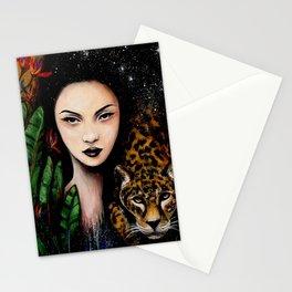Fierce Beauty Stationery Cards
