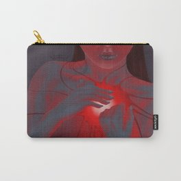 Naked Heart Carry-All Pouch