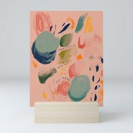 Make Room In Your Heart For Hope Mini Art Print