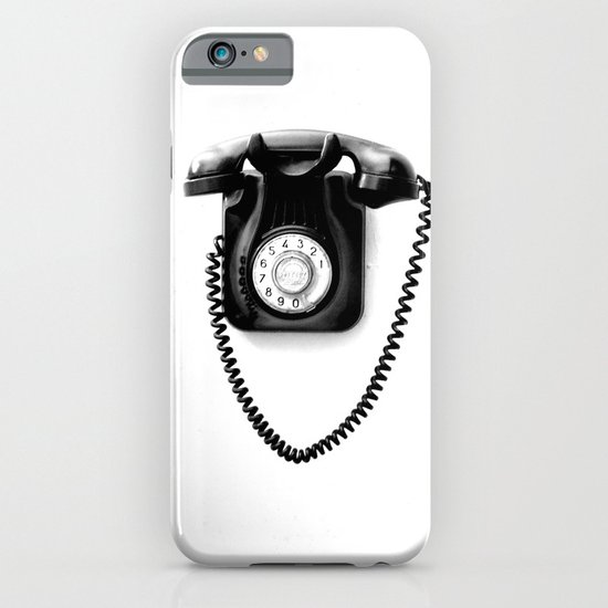 Telephone iPhone & iPod Case