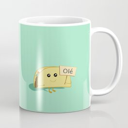 Happy Taco, Olé Coffee Mug