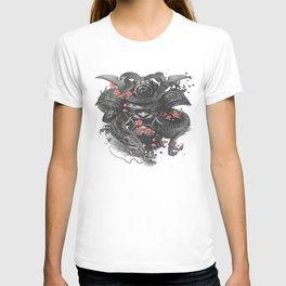 Sleeve tattoo Samurai Irezumi T-shirt