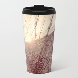In a Different Light Metal Travel Mug