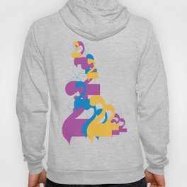 """Alap 28 """"Allap to the 28th Power"""" Hoody"""