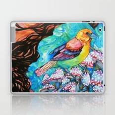 birds and mushrooms Laptop & iPad Skin