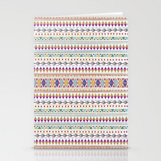 NATIVE FIESTA Stationery Cards