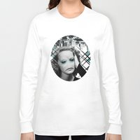 sad Long Sleeve T-shirts featuring sad by Rosa Picnic