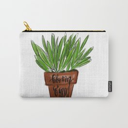 bloom & grow Carry-All Pouch
