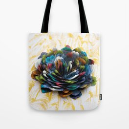 Hitched to Universe Tote Bag