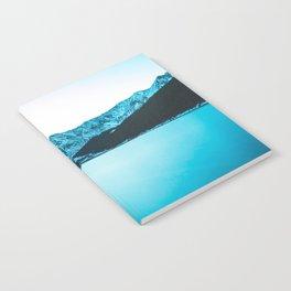 Clinton Gulch // Scenic Sunset Colorado Mountain Range Lake Forest Landscape Photography Decor Notebook