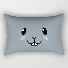 Baby Bunny. Kids & Puppies Rectangular Pillow