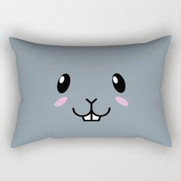 Baby Bunny. Kids & Puppies Rectangular Pillow