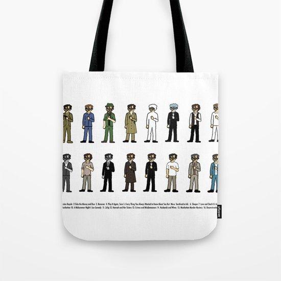 Woody Allen's Tote Bag