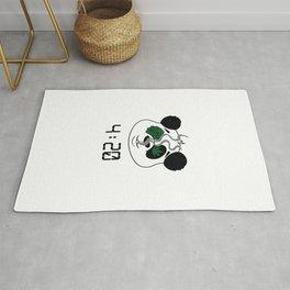 4:20 Panda (4/20 Edition) Rug