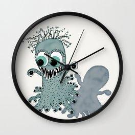 Blah Wall Clock