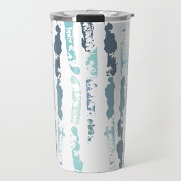 Stringy (and Happy) Pea Pods Travel Mug