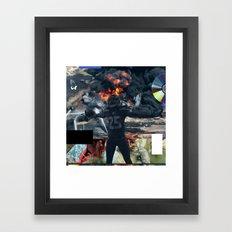 The Light U Gave Me 2 See U Framed Art Print