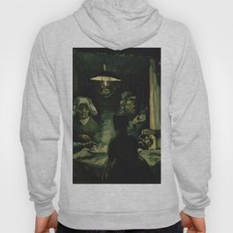 Vincent Van Gogh The Potato Eaters Hoody