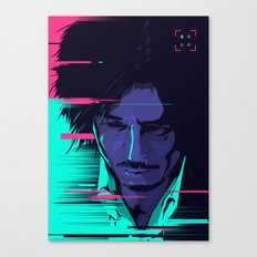 Oldboy - Alternative movie poster Canvas Print