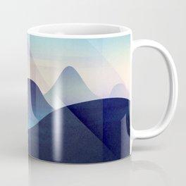 Northern Lights Abstract Coffee Mug