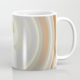 Distorted stripes in colour 3 Coffee Mug