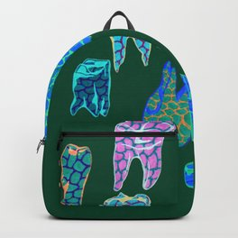 Teeth 2 Backpack