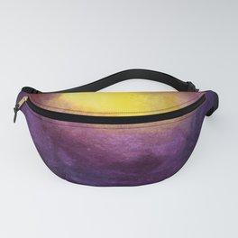 Purple Night Fanny Pack