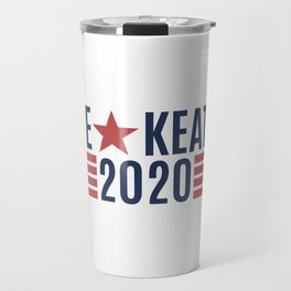 Pope Keating 2020 Travel Mug