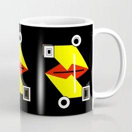 Fraggled Frog Coffee Mug