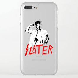 Slater Heavy Metal Clear iPhone Case