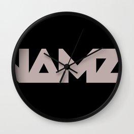 Panamzoo Wall Clock