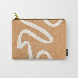 abstract minimal 31 Carry-All Pouch