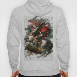 Napoleon Bonaparte Watercolor Hoody