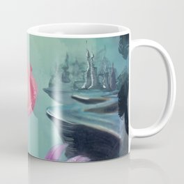To hold the moon in the palm of your hands Coffee Mug