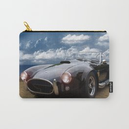 Black Car on the Beach Carry-All Pouch