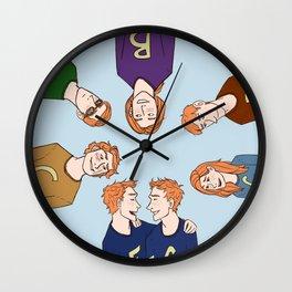 The Weasleys Wall Clock