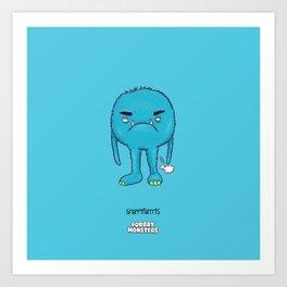 Grumpyfarrrts Art Print