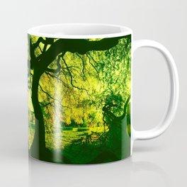 Green is the Tree Coffee Mug