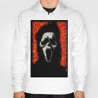 scream Hoodies featuring Scream by brett66