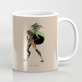 D&R Group 3: Calluna Vulgaris Coffee Mug