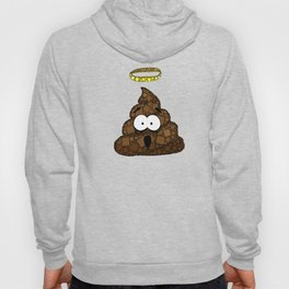 Holy Crap! - Bathroom Humor - Poop - 57 Montgomery Ave Hoody